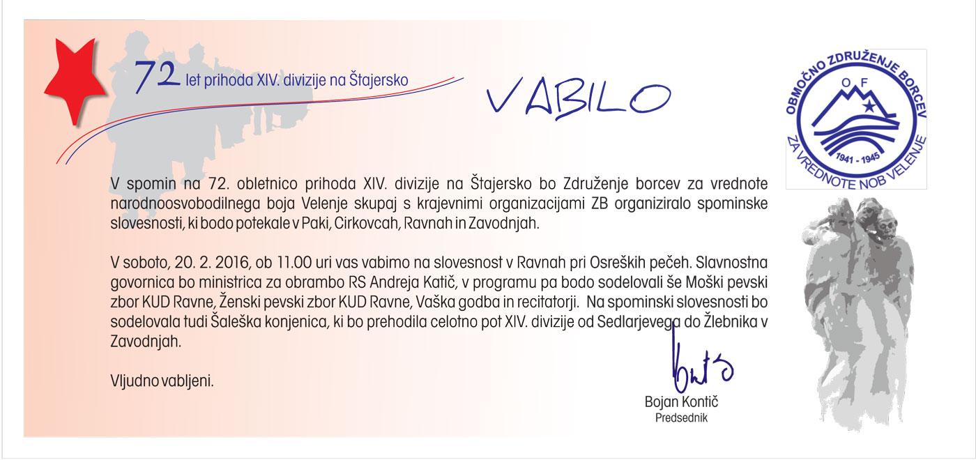 Vabilo--proslave-ZB-Velenje-2016---Ravne-2