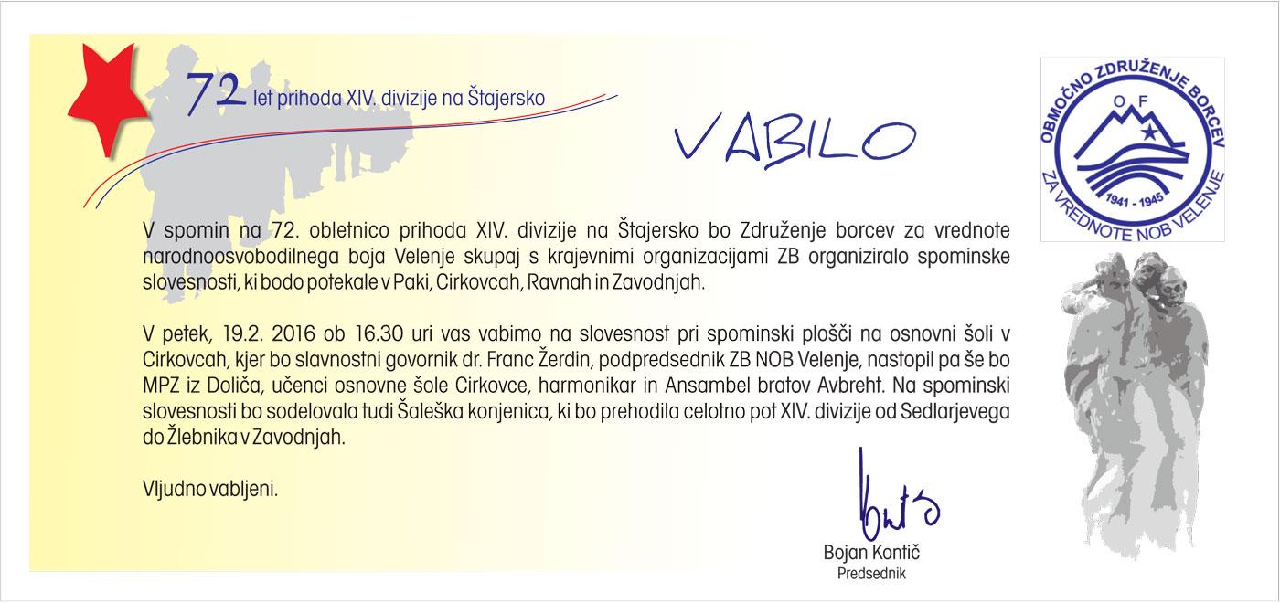 Vabilo--proslave-ZB-Velenje-2016-Cirkovce-2